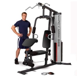 Marcy Multifunction Steel Home Gym Stack