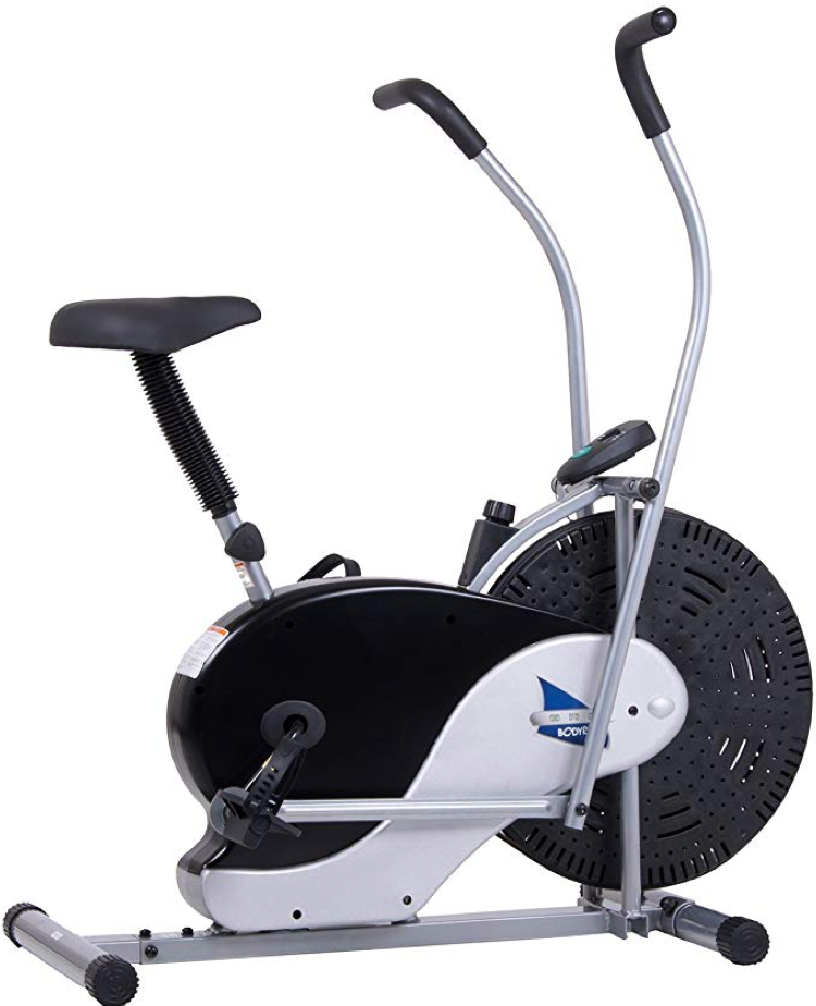 Body Rider Exercise Upright Air Bike