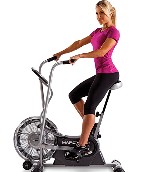 Marcy Exercise Upright Air Bike
